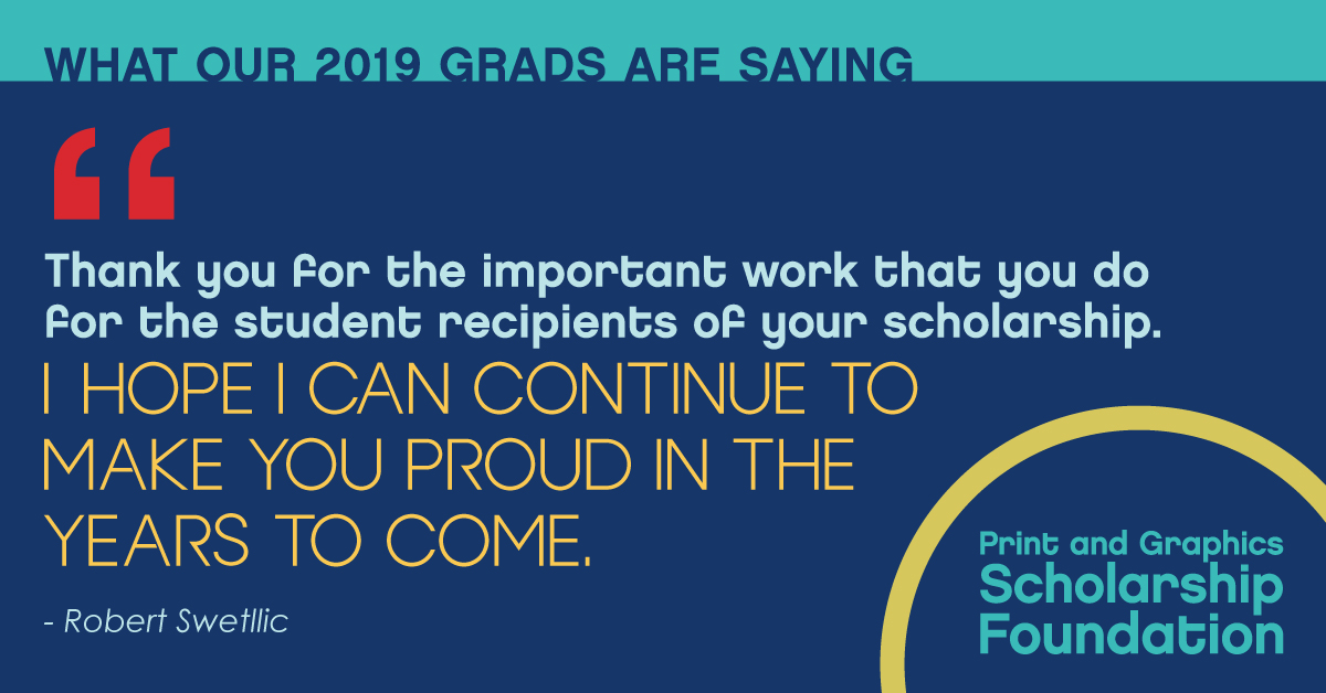 PGSF Awards More Than $500,000 in Scholarships for the 2020–2021 Academic Year